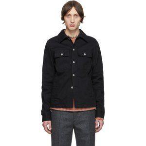 Maison Margiela Denim Pinstripe Jacket